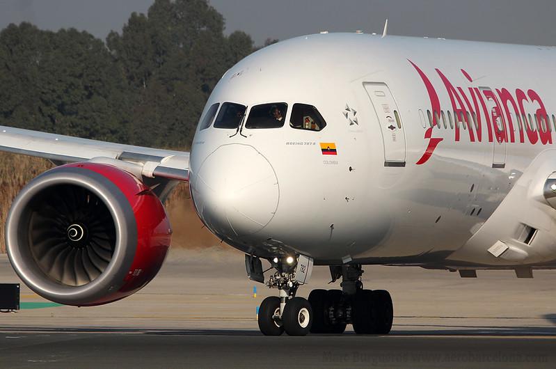 AVIANCA BOEING 787 N782AVMARCA