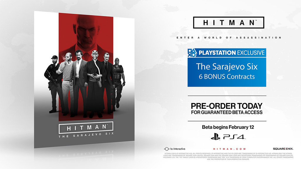 Hitman on PS4