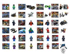 Polybag Collection 2012-2016