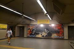 Buenos Aires - Subte art