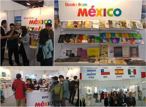 México participó en el Pabellón de Lengua Española