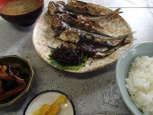 日本的干物定食 - naniyuutorimannen - 您说什么!