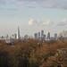 Shard & City skyline from Horniman Gardens by stevekeiretsu