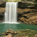 Greeter Falls, Firescald Creek, Savage Gulf Class II Natural-Scientific State Natural Area, Grundy County, Tennessee 2 by Alan Cressler