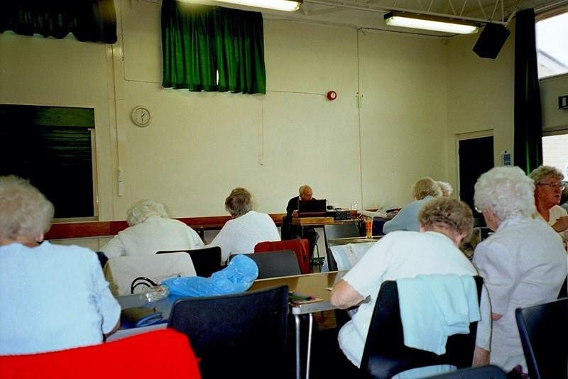 Wantz Senior Citizens Club