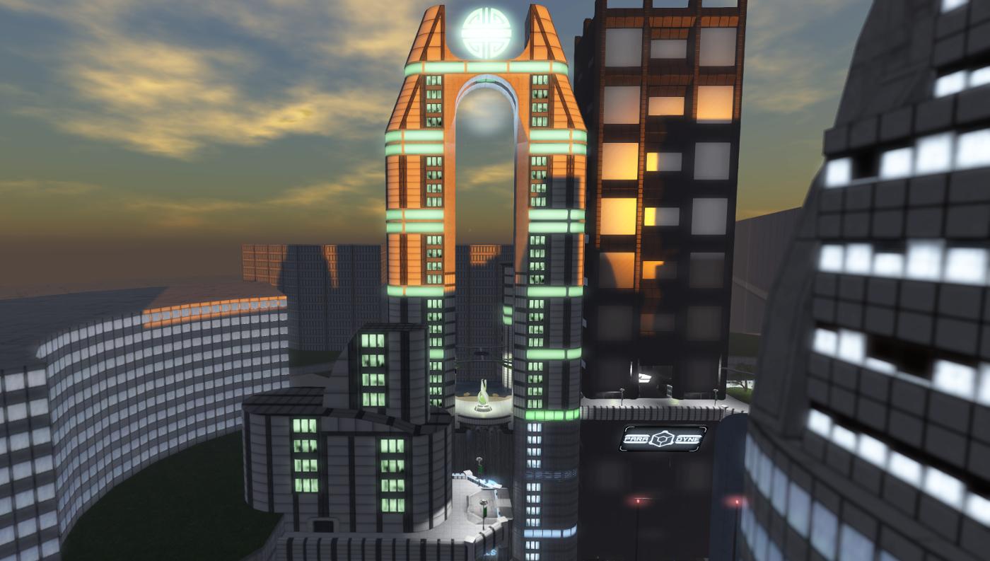 Mesa 5's Overcity