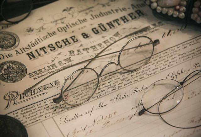 Brilmuseum - Glasses museum, Amsterdam