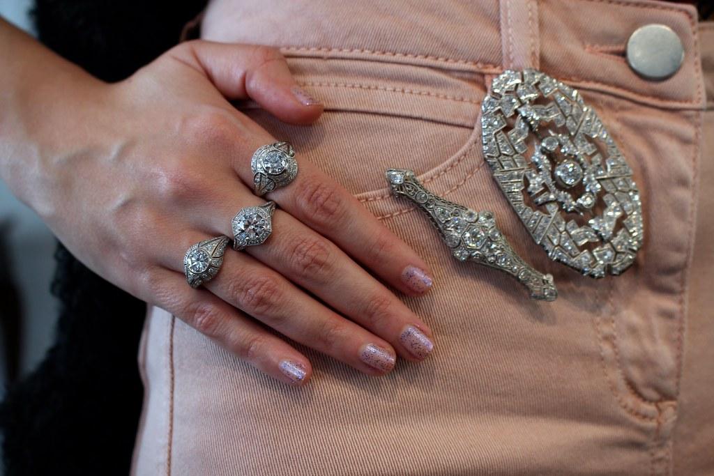 Wedding Rings San Francisco 74 Popular  Mint Gem Gossip