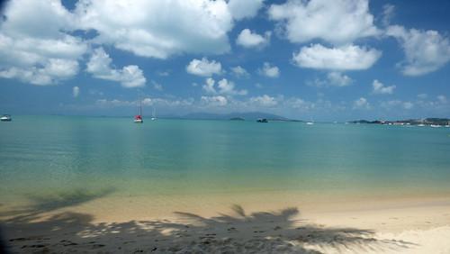 今日のサムイ島 2月12日 お天気です & PGのスルーバゲッジの扱い一部変更3/27~
