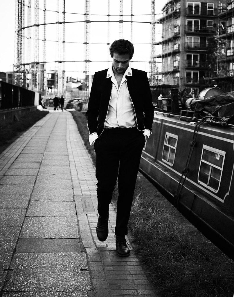 Дуглас Бут — Фотосессия для «Interview» 2016 – 6