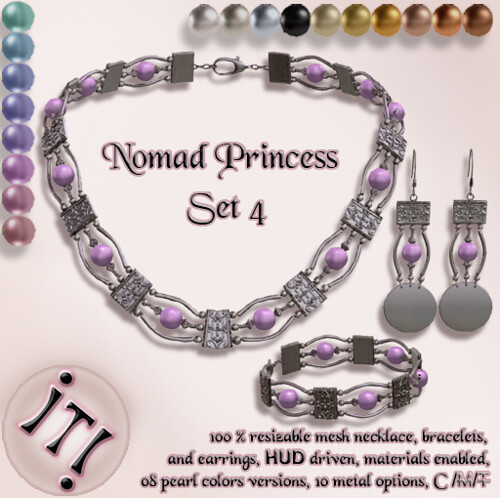 !IT! - Nomad Princess Set 4 Image
