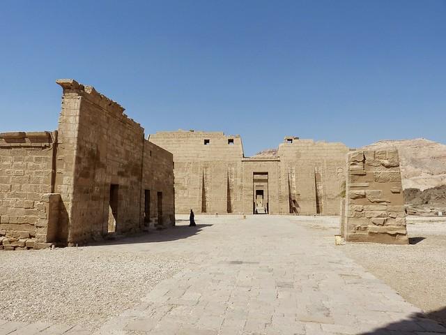 2015 Äypten - Luxor - Medinet Habu