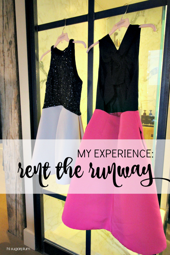 Hi Sugarplum | Rent the Runway