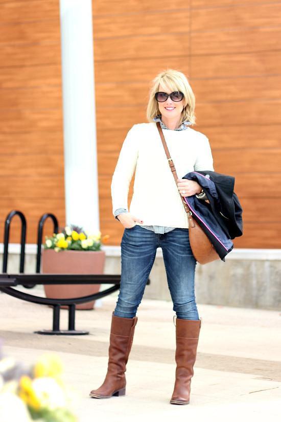 Hi Sugarplum | Neutral Winter Outfits Style