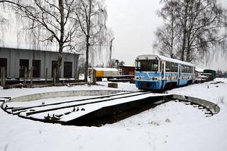 Koszalińska Kolej Wąskotorowa