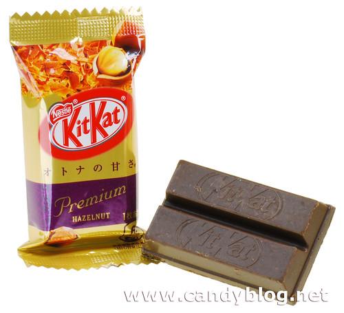 KitKat Premium Hazelnut