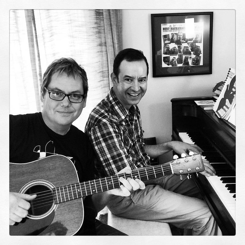 Cliff Hillis Bill DeMain Nashville Songwriters