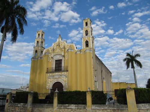 Merida: une église