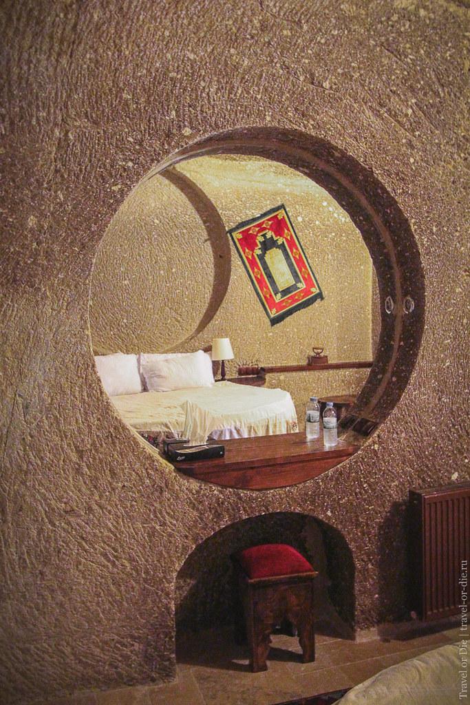 Mirror, Grand Cave Suites, Cappadocia