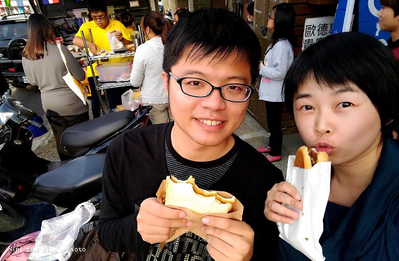台中古巴三明治快餐車推薦20