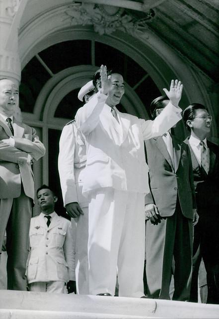 President Ngo Dinh Diem, 12 March 1962
