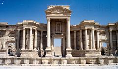 Roman Theatre at Palmyra