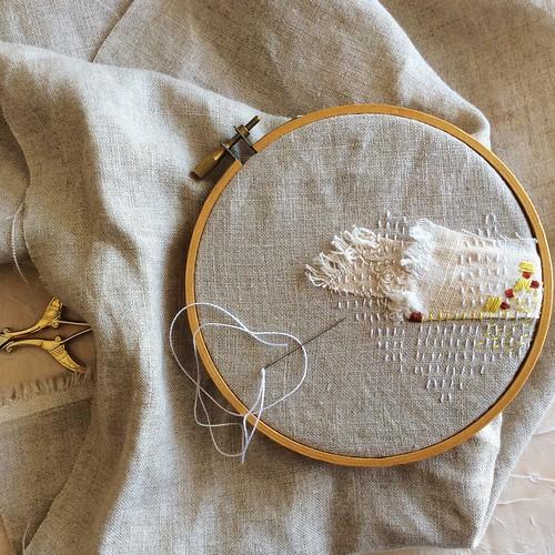 Stitch Journal, Day 97