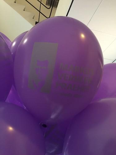Heliumballonnen Bedrukt Schoevers NCOI Hilversum