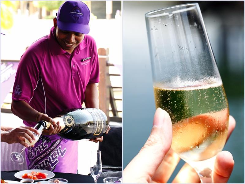 Pullman Putrajaya Epic Brunch Free Flow Champagne