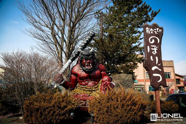 Photo:Winter in Hokkaido(Noboribetsu) - 60 By LIONEL-ARTS