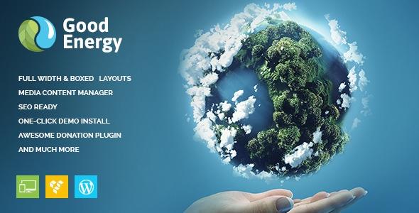Good Energy v1.2.2 - Ecology & Renewable Energy Company