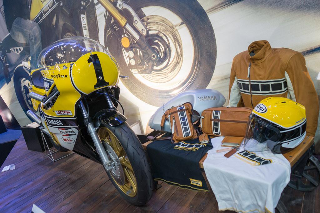 TOKYO MotorCycle Show 2016 YAMAHA