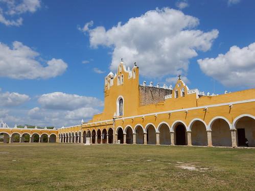 Izamal - Convento San Antonio de Padua - 2