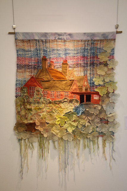 A Year of Colour Exhibition by Birmingham Guild of Weavers, Spinners & Dyers