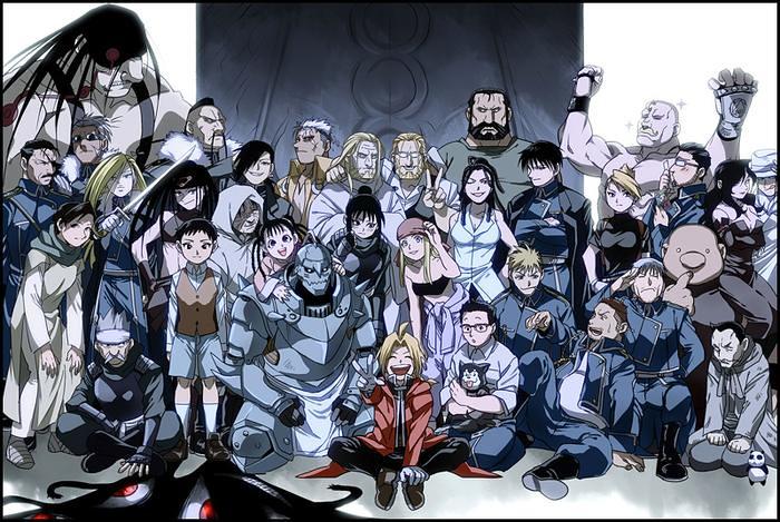 Fullmetal Alchemist terá filme live-action