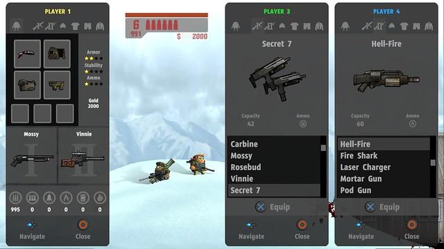 Rocketbirds 2: Evolution on PS4, PS Vita