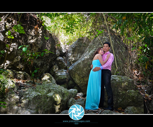 E Session │ Mark + Jenevieve