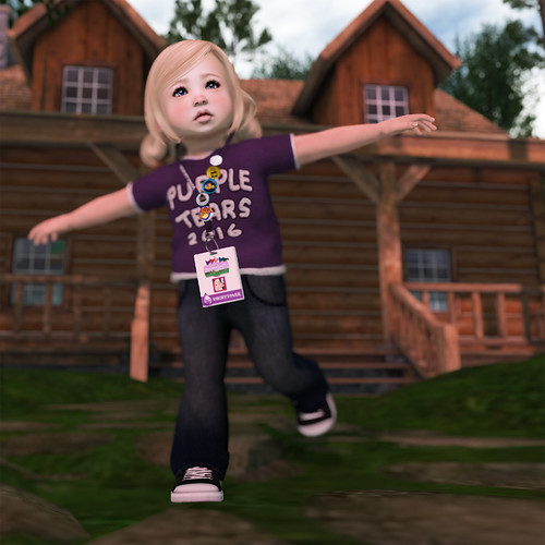 [SRB] Ennaline at the RFL Family Fun Fair - 01