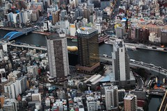 Tokyo and Skytree Tower