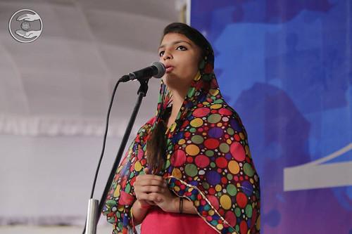 Devotional song by Prerna from Mangolpuri
