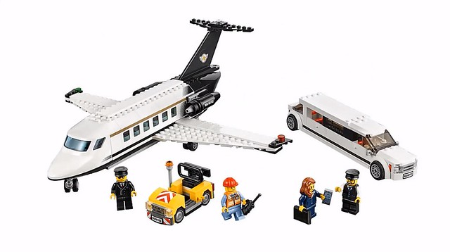 LEGO City 60102 - Airport VIP Service