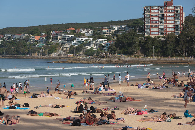 Southside Manly Beach