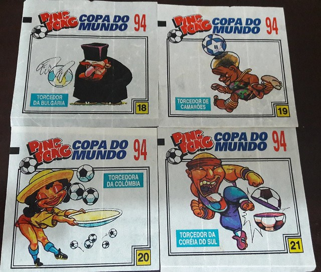 Ping Pong Copa do Mundo 1994  42fc8d7182777