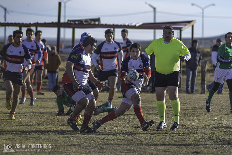 Match: Camioneros vs Ushuaia RC