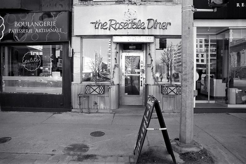 The Rosedale Diner_