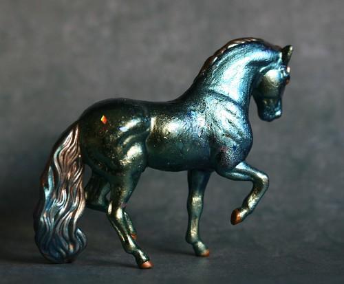 Nail polish ponies!