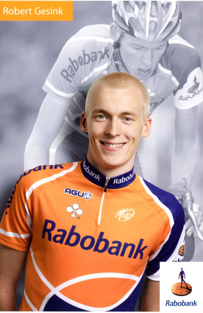 Rabobank 2007 / GESINK Robert
