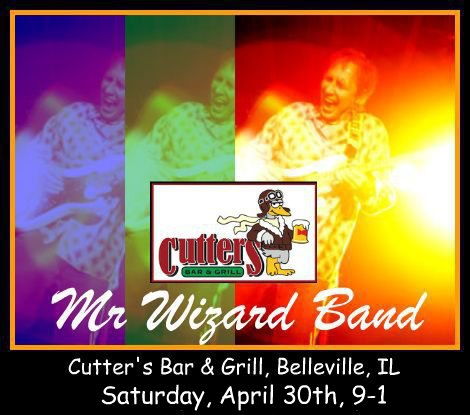 Mr Wizard band 4-30-16
