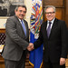 Secretary General Meets with Permanent Representative of Mexico
