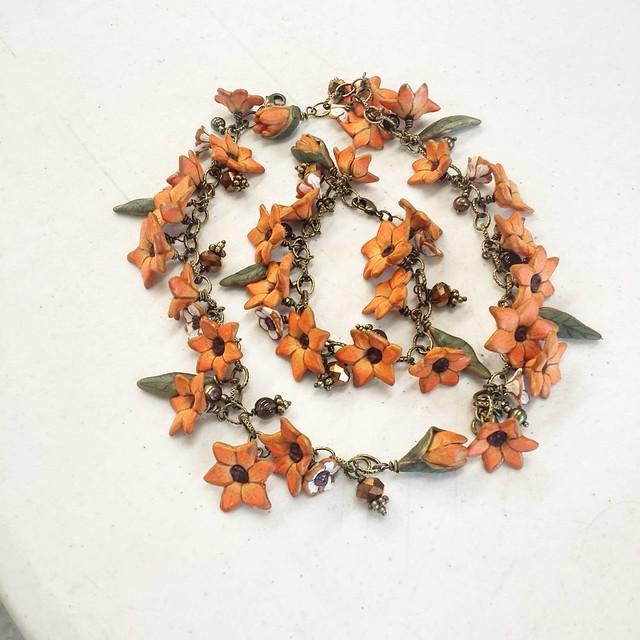 Tiger Lily Bracelets